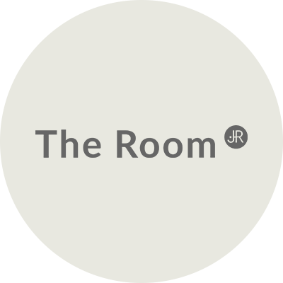 JR The Room Circle Logo